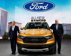 Ford electric car investment; EV Camel charging points