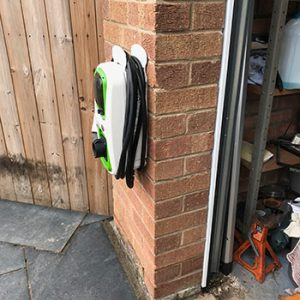 EV Camel Wallpod charging point lincolnshire