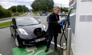 e vehicle fast lane guardian article on e vehicles EV sales rise