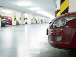 car park charging points