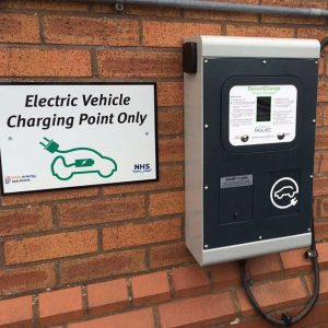 Rolec SecurichargeEV; robust EV charge point by EV Camel
