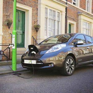 Rolec Streetcharge:EV V1, on-street and car park electric car charging, EV Camel