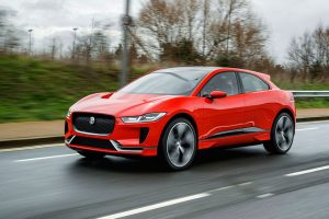 Jaguar I_Pace Electric Car review. Fully Charged Show