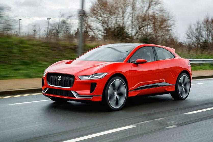 Jaguar I Pace Electric Car Review Ev Camel