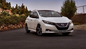 Nissan Leaf Electric Car review. Fully Charged Show
