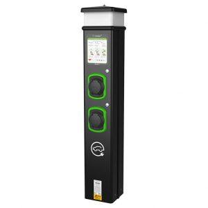 Rolec basiccharge, EV Camel robust workplace EV charging