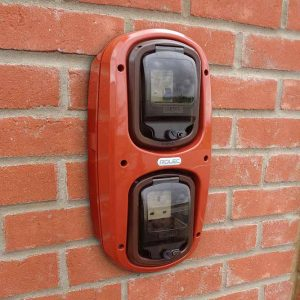 EV charge point for new houses