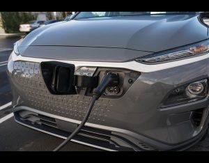 Hyundai Kona Electric Car Charging by EV Camel