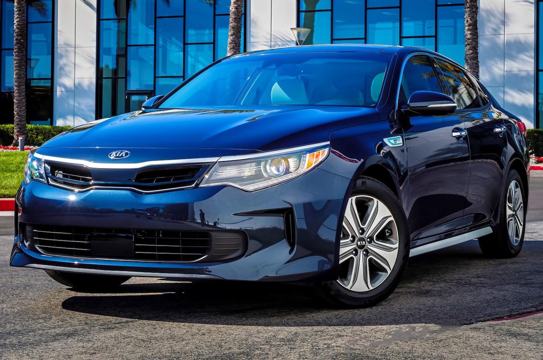 Kia Optima Plug In Hybrid Car Review