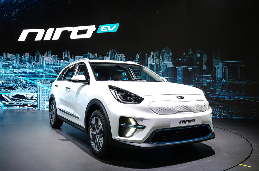 Kia Introduce Their Newest Additions The E Niro And Robert De