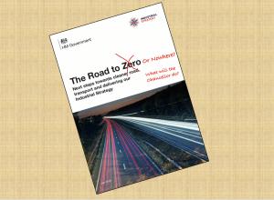 road to zero ev charge points