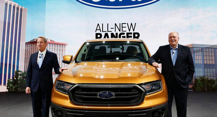 Ford Investing In 40 New Electric Models By 2022