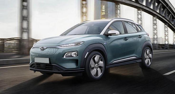 Hyundai Kona Electric Uk Launch Details