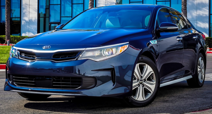 Kia Optima Plug In Hybrid Car Review